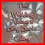 Courtney Ryan Wedding Albums and Brag Books Gallery